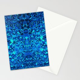 Blue Kryptonite Stationery Cards