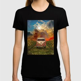 summer landscape T-shirt
