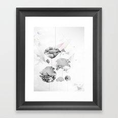 Poppy Framed Art Print