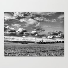 Cathedral of Agriculture. Canvas Print