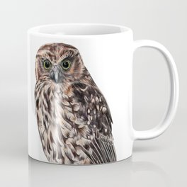 New Zealand Morepork Coffee Mug