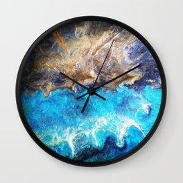 Wishing Storm Wall Clock