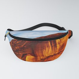 Warm Summer Evening On The Lake Fanny Pack