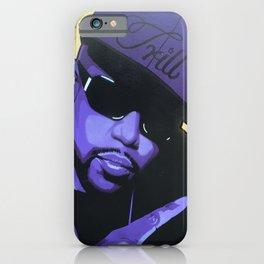 Pimp C - Chad Lamont Butler - UGK - Rap - S6 - Hip Hop - Southern Rap 5 iPhone Case