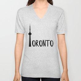 Toronto Unisex V-Neck
