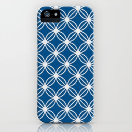 Abstract Circle Dots iPhone Case