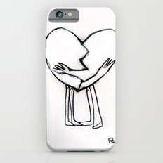2 of hearts Slim Case iPhone 6s