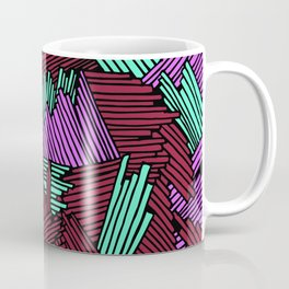 Happy Abstract Nr:03 Coffee Mug