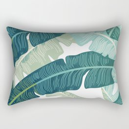Tropical oasis Rectangular Pillow