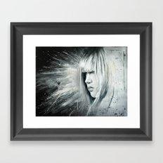 splash study 4 Framed Art Print