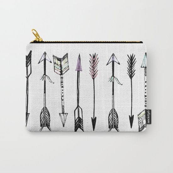 Arrows & more arrows Carry-All Pouch
