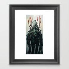 Sentient Framed Art Print
