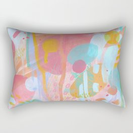 Kinoko No Niwa Rectangular Pillow