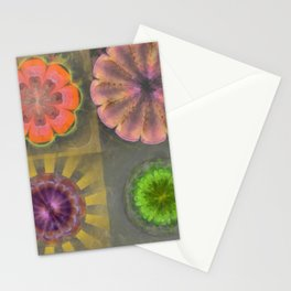 Aetiogenic Actuality Flower  ID:16165-013140-25800 Stationery Cards