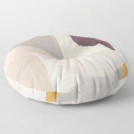 Plumb Crazy Floor Pillow