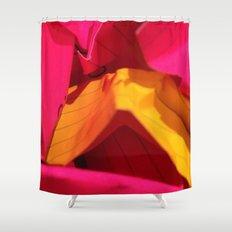 Card Pop Shower Curtain