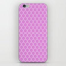 Fancy Waves iPhone & iPod Skin
