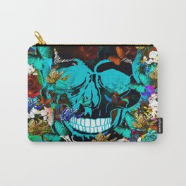 SUGAR SKULL AND HAPPINESS Carry-All Pouch