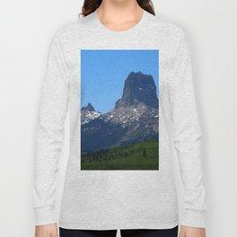 Chief Mountain Long Sleeve T-shirt