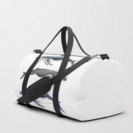 Humpback whales Duffle Bag