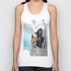 Suspense Unisex Tank Top