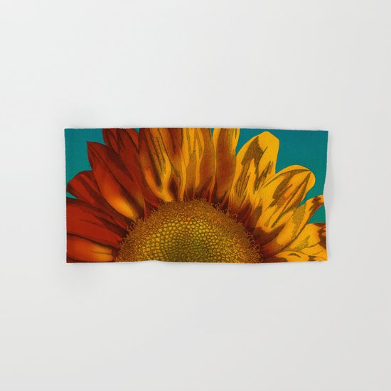 A Sunflower Hand & Bath Towel