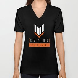 fraseR - Empire Gaming Shirt Unisex V-Neck