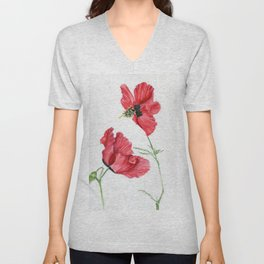 Fall Into Your Arms Unisex V-Neck