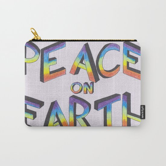 Let there be peace Carry-All Pouch