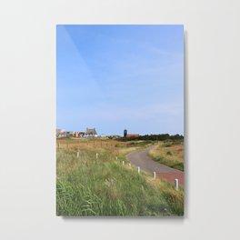 north holland romantic Metal Print