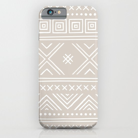 Into the West - in Taupe iPhone & iPod Case