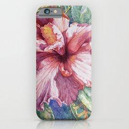 Queen of the Tropics iPhone Case