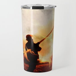 Firefighter Quote Travel Mug
