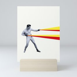A Force To Be Reckoned With Mini Art Print