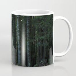 Golden Hour in the Woods Coffee Mug