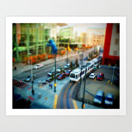 Convention Center Art Print
