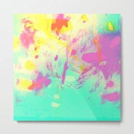 abstract 001. Metal Print