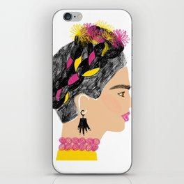 Frida iPhone Skin