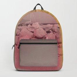 Capri, Italy Backpack
