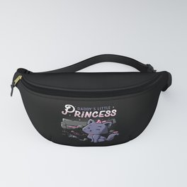 Daddy's Little Princess Fanny Pack