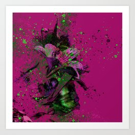 flower#2 Art Print