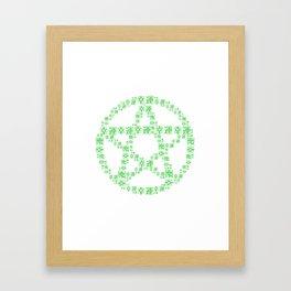 5.future Framed Art Print