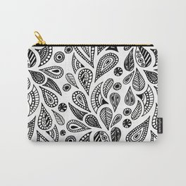 Ink Work Boho Pattern Design Carry-All Pouch