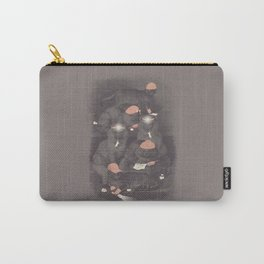 Neighborhood Watch (At Dawn) Carry-All Pouch