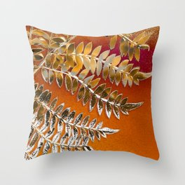 Autumn Daydream Throw Pillow