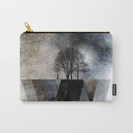 TREES over MAGIC MOUNTAINS II Carry-All Pouch