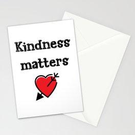 Kindness Teacher Gift Stationery Cards