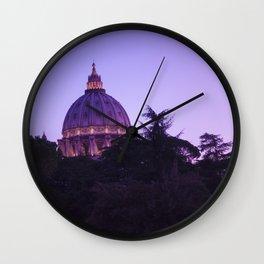 St.Peter Basilica  Wall Clock