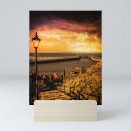 Whitby Wanderer Mini Art Print