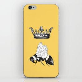 Queen Bee iPhone Skin